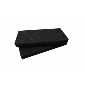 KUBALA Włóknina czarna do spoinowania 0363