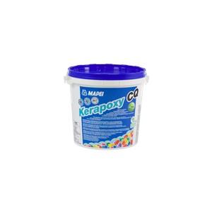 KERAPOXY CQ fuga epoksydowa 3kg MAPEI biały 100