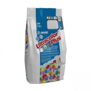 fuga MAPEI ULTRACOLOR PLUS 5kg biały 260