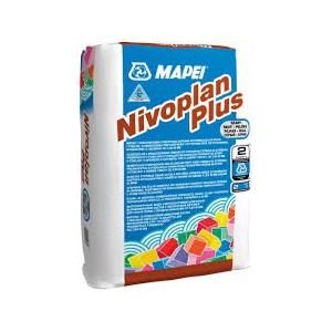 NIVOPLAN PLUS zaprawa wyrównująca MAPEI 25kg