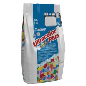 FUGA MAPEI ULTRACOLOR PLUS 5kg BIAŁY