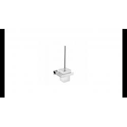 OMNIRES szczotka toaletowa wisząca UNI chrom