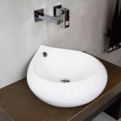 Umywalka nablatowa LaVita Ibiza okrągła