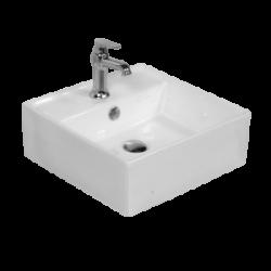 Umywalka nablatowa LaVita La Gromera kwadratowa