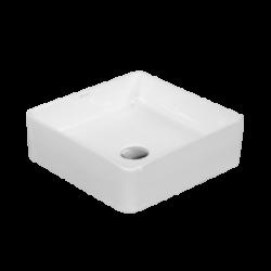 Umywalka nablatowa LaVita Marmara II 2 kwadratowa