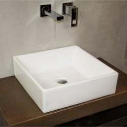 Umywalka nablatowa LaVita Gata Slim kwadrat