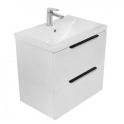 LaVita szafka łazienkowa Kalifornia 60 cm biała