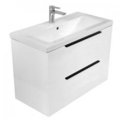 LaVita szafka łazienkowa Kalifornia 80 cm biała