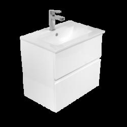 LaVita szafka łazienkowa Arizona 60 cm biała
