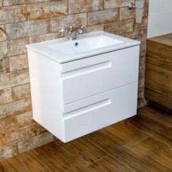 LaVita szafka łazienkowa Floryda 50 cm biała