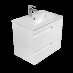LaVita szafka łazienkowa Floryda 60 cm biała