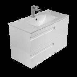 LaVita szafka łazienkowa Floryda 80 cm biała